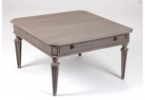 Table basse 80x80 marion Amadeus