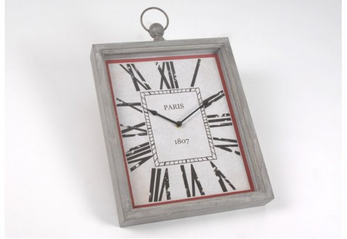 Horloge Rectangle Edgard AMADEUS