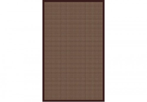 Nappe 160*260 Vichy Choco COUNTRY CORNER