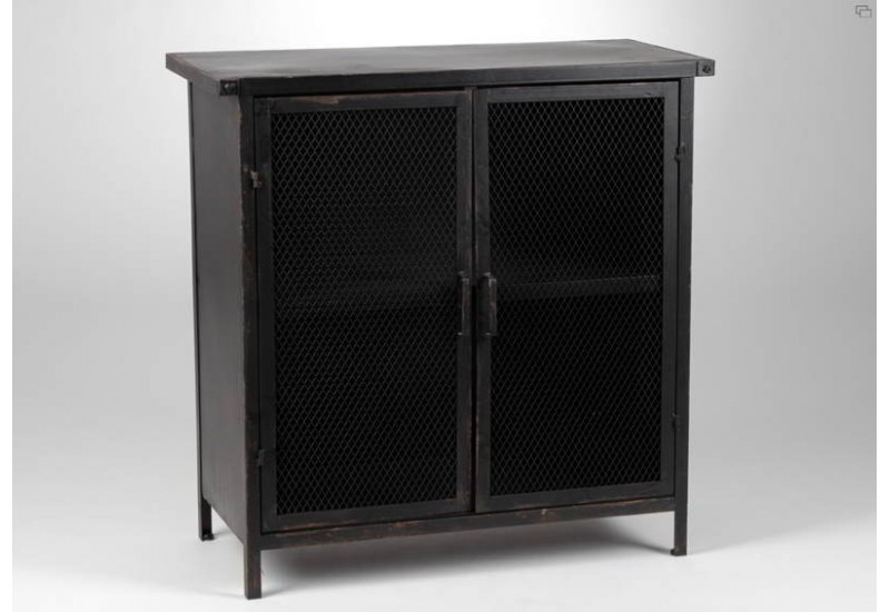 buffet porte grillage amadeus amadeus 7305. Black Bedroom Furniture Sets. Home Design Ideas