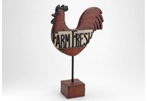 Poule Farm Fresh Rouge Amadeus