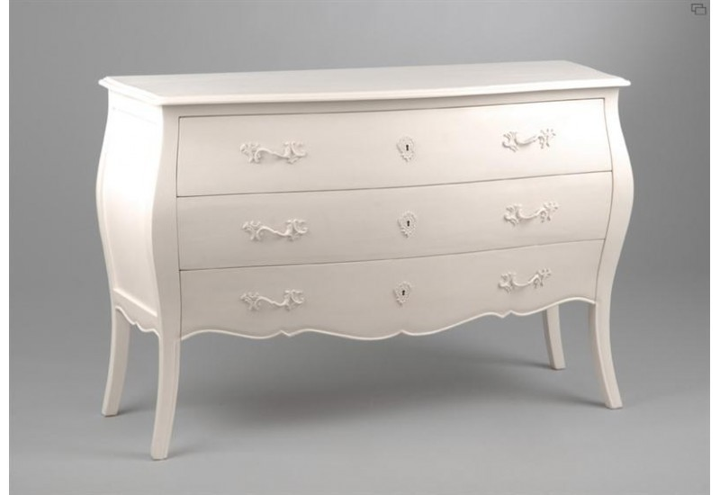 commode amadeus longue 3 tiroirs murano ca amadeus amadeus 1785. Black Bedroom Furniture Sets. Home Design Ideas