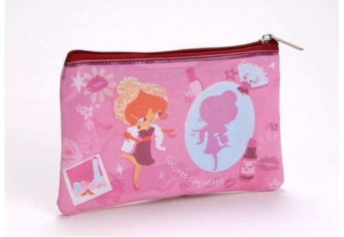 Trousse Maquillage Girl Col Amadeus