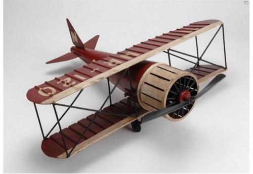 Avion Deco Rouge  AMADEUS