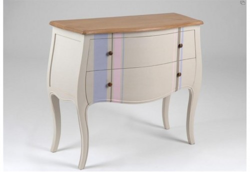 Commode 2 Tiroirs Freezia AMADEUS