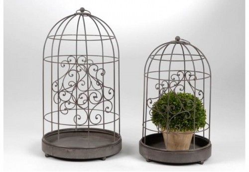 Set de 2 Cages Miribel Amadeus