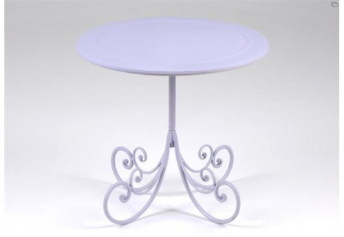 Table Fer Forge Coline  AMADEUS