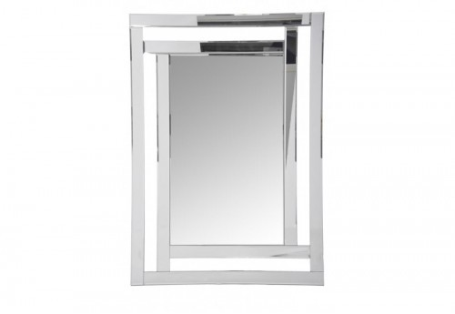 Miroir Rectangle Surface Miroir 105X1X75Cm J-line