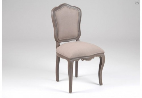 Chaise Taupe Agnes AMADEUS
