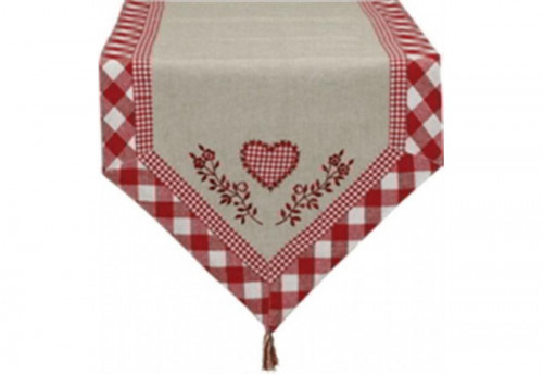 Chemin de table antitaches 45x150 picnic
