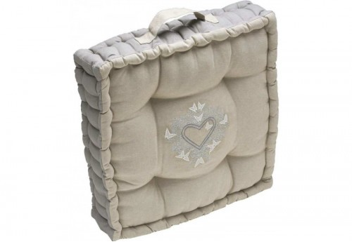 Coussin Matelas 45X45X10 Butterfly