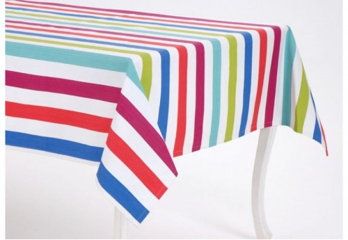 Nappe end rstripes 150x250cm Amadeus