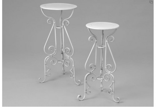 Set De 2 Sellettes Volutes AMADEUS