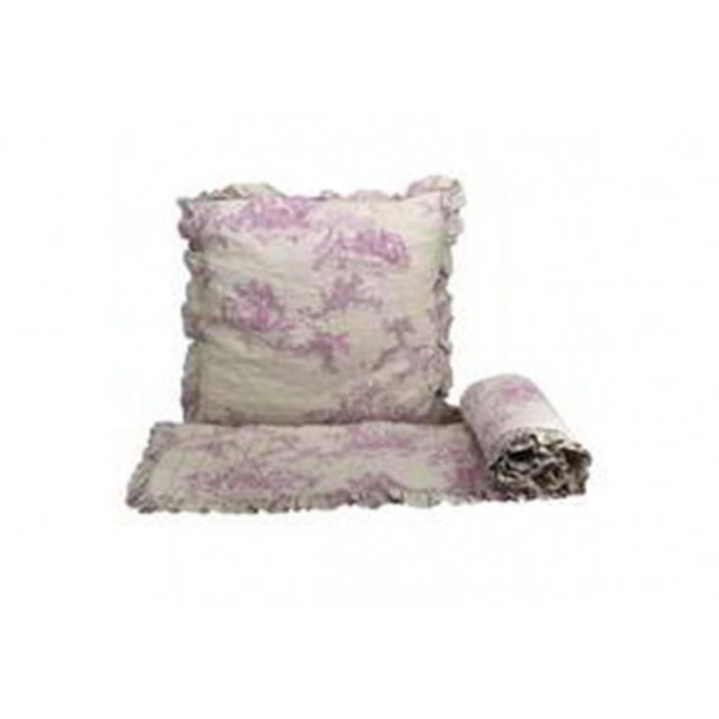boutis 140 x 200 housse de coussin 60x60 annabelle country corner. Black Bedroom Furniture Sets. Home Design Ideas