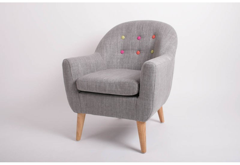 Chaise Forme Fauteuil