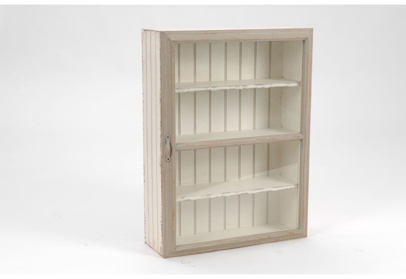 Tag re murale en bois exotique arster image 1 pictures to - Etagere en bois leroy merlin ...