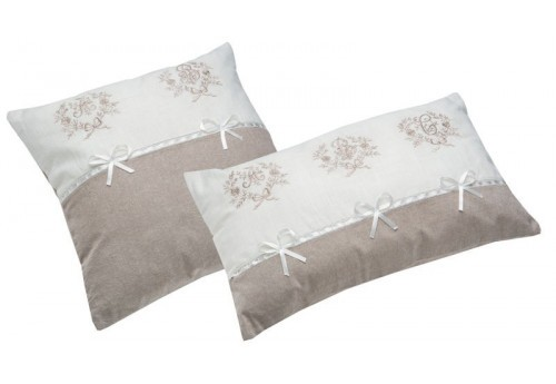 Coussin 40x40 marquise ALIZEA