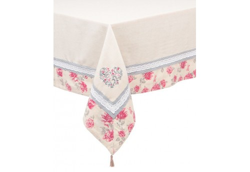 Nappe 150x200 brodee ophelie ALIZEA