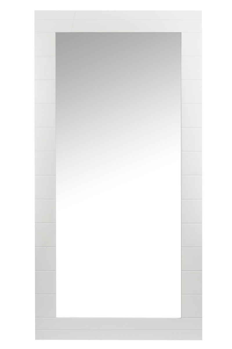 D co miroir mural rond design bois flotte clermont for Miroir bois salon