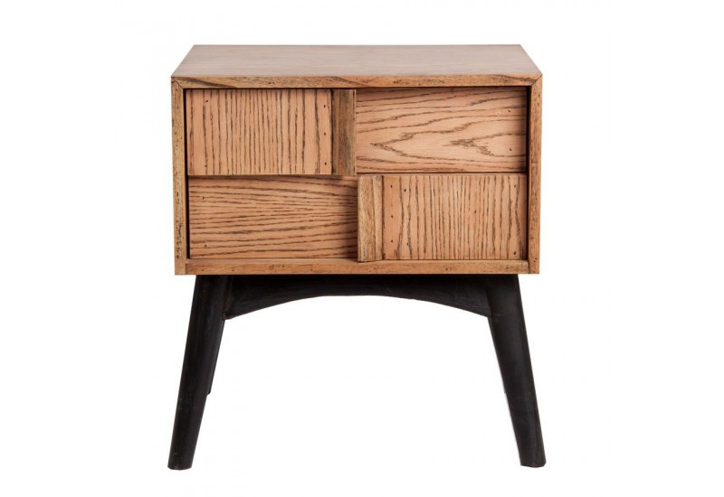 Table de chevet exotique maison design - Table de nuit scandinave ...