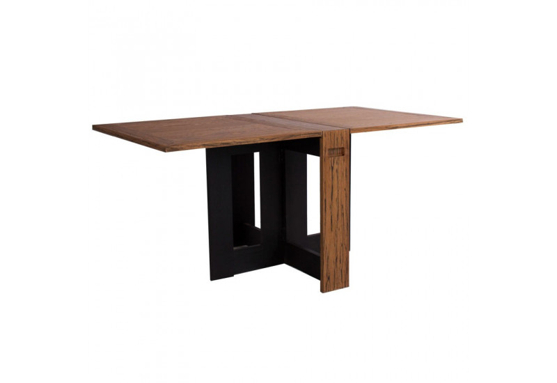 Table Pliante En Bois Exotique Moderne Vical Home Vical