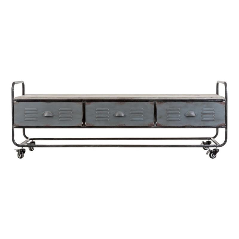 Porte et guide d 39 achat for Ikea meuble tv a roulettes
