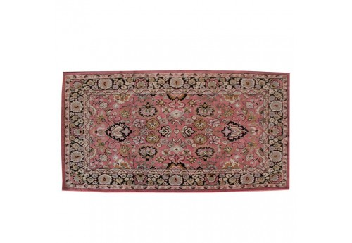 Tapis rectangulaire orientale prune Vical Home