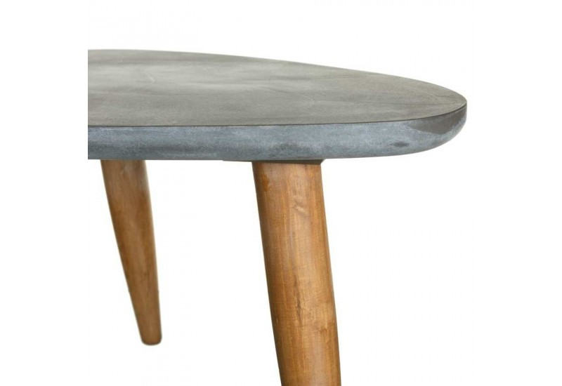 Table basse beton fly occasion - Table basse effet beton ...
