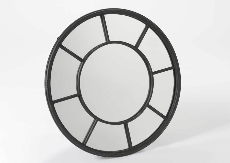 Miroir rectangle design vague plateaux de service et d for Miroir vague