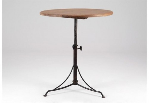 Table bistrot manufacture Amadeus