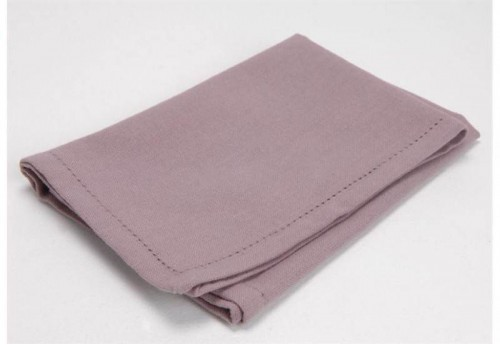 Serviette De Table Lilas  AMADEUS