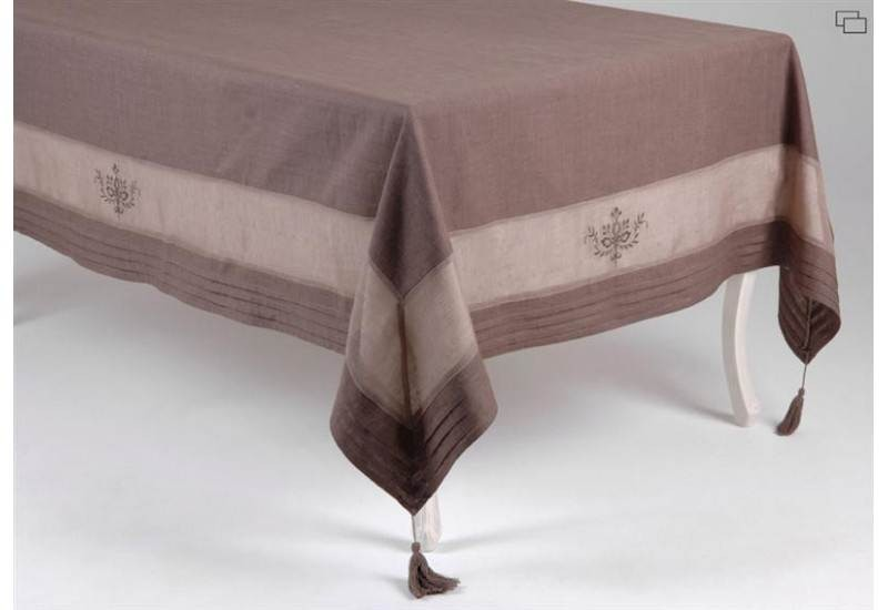 Nappe 175X175 Clair Obscur