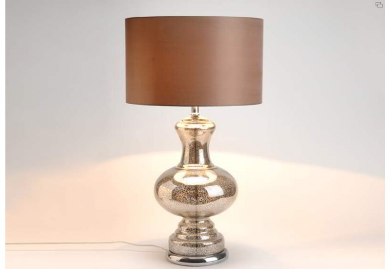 Grande Lampe Table Verre