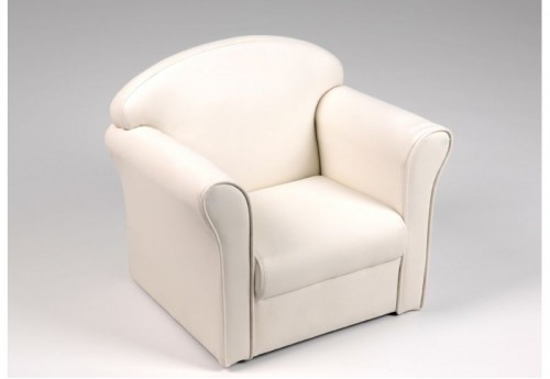 fauteuil club blanc amadeus amadeus 2537. Black Bedroom Furniture Sets. Home Design Ideas
