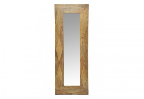 Miroir Allonge Rectangle 46X4X120Cm J-line