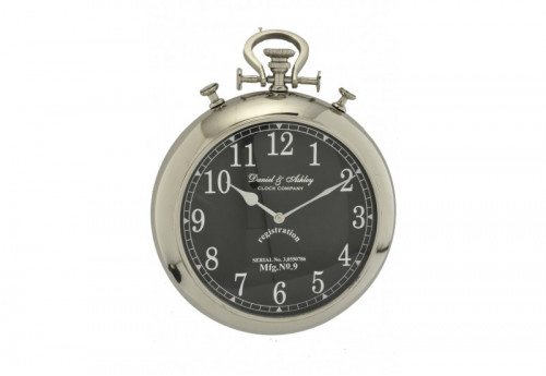 Horloge Daniel Ashley Argent Alu 32X12X37Cm J-line
