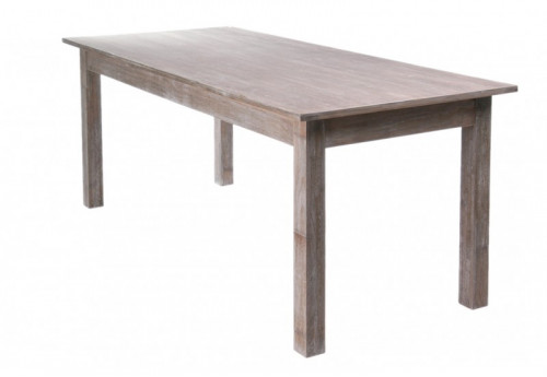 Table Bois Naturel 180X80X76Cm J-line