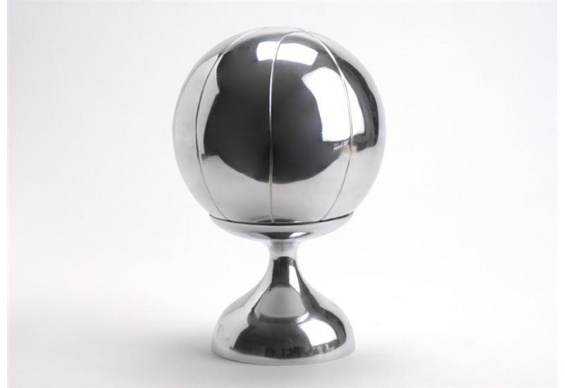 Trophée Basketball Chrome