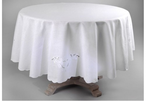 Nappe 180X180 Wedding  AMADEUS