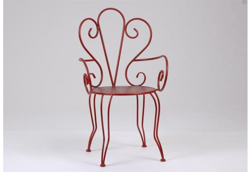 Chaise Rouge Estaminet