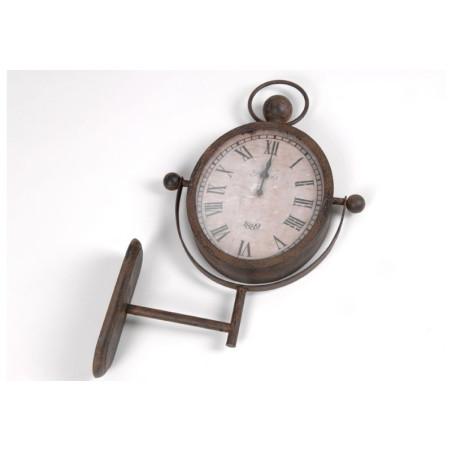 Horloge Montre Ovale