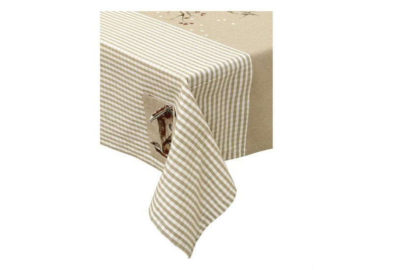 Nappe A Poches 150*250 COUNTRY CORNER