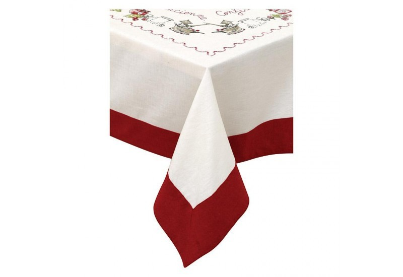 Nappe 150*150 COUNTRY CORNER