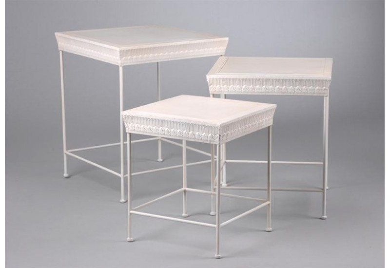 Set de 3 Tables Iris