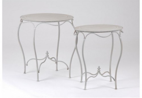 Set de 2 Tables Ingrid AMADEUS