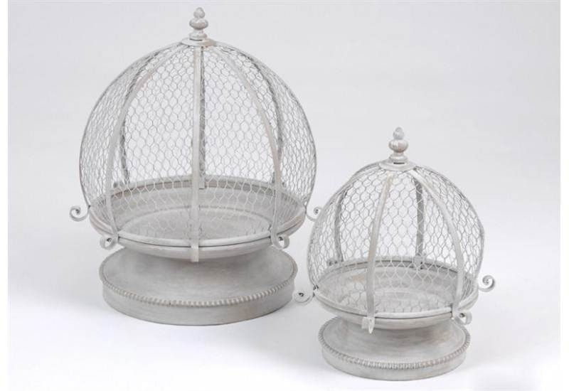 Set de 2 Topiaires Boule Ingrid