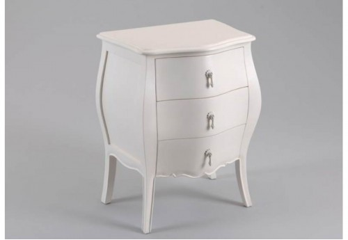 Mini Commode 3 Tiroirs Murano Amadeus