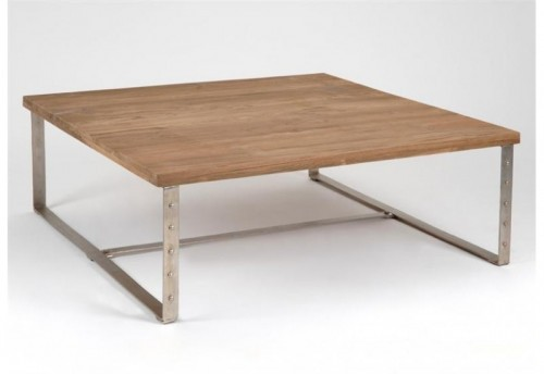 Table basse 100x100 st-raph Amadeus