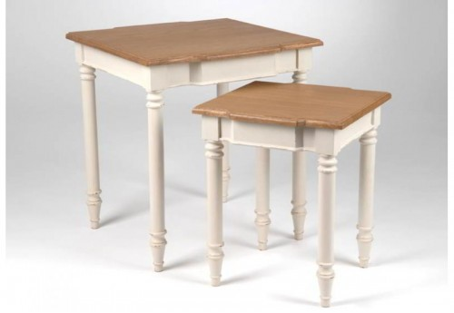 Set De 2 Tables Gigognes Figuier Amadeus