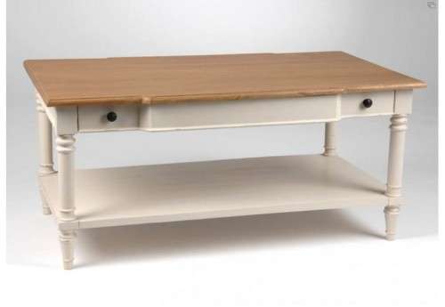 Table basse 60x100 figuier Amadeus